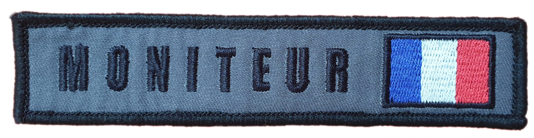 Patch brodé Moniteur