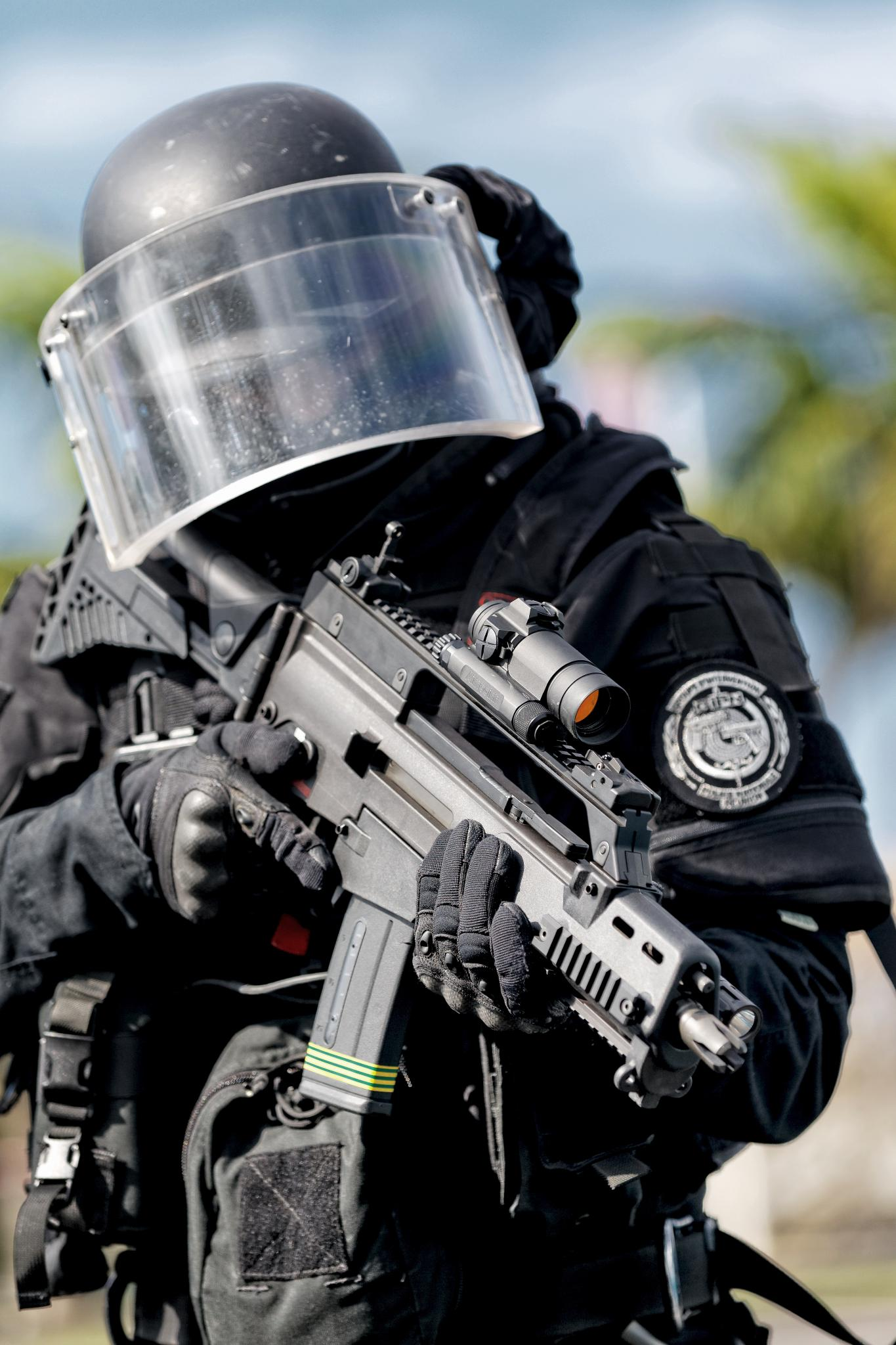 GIGN - Photo AdobeStock