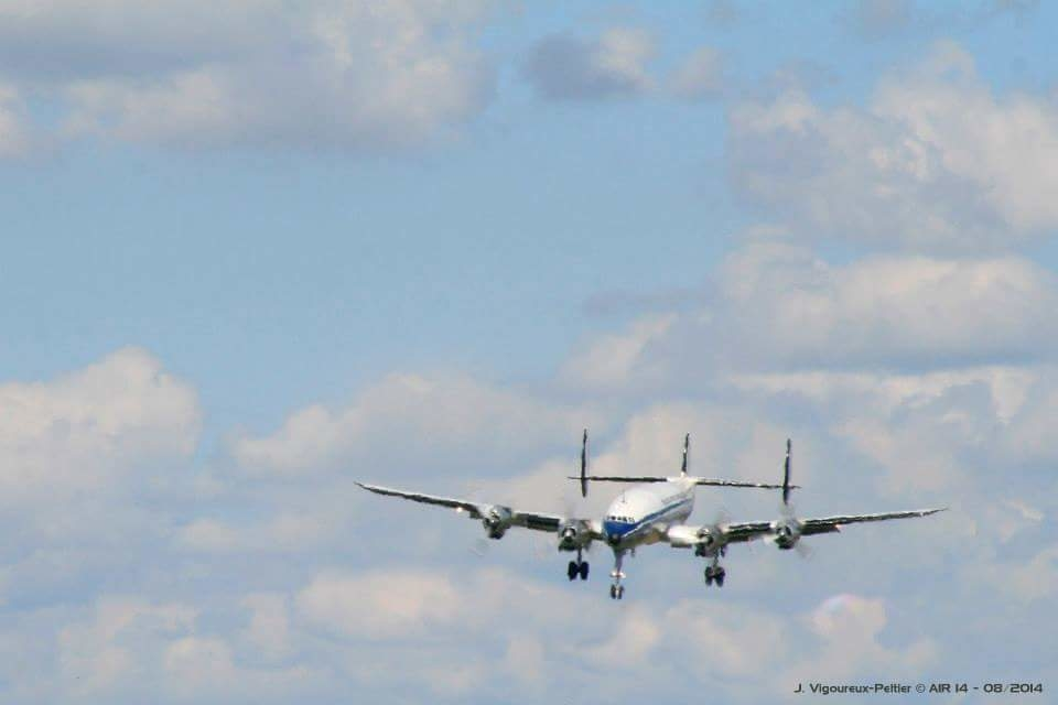 JVP - Photographie - Super constellation