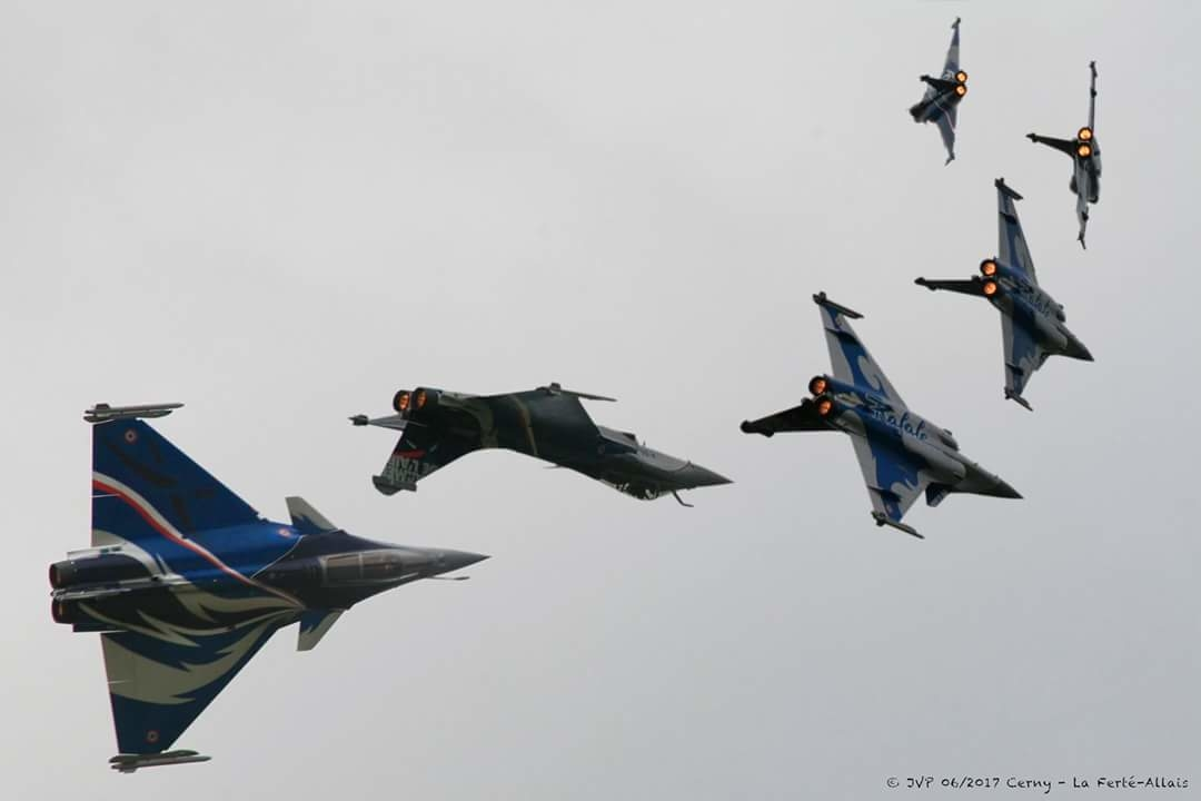 JVP - Photographie - Rafale Solo Display - RSD